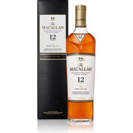 MACALLAN SHERRY OAK 12 Y.O. (2018)