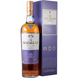 MACALLAN FINE OAK 18 Y.O.