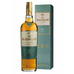 MACALLAN FINE OAK 15 Y.O.